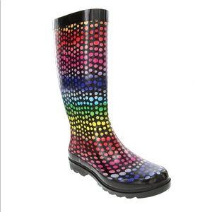 Raffle Rain Boots